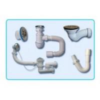 9) канализация (сифоны, гофры,канализ. трубы, вантуз, трос,арматура унит., клапан шар., пробка для ванны) (23)